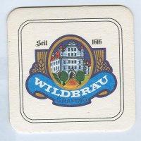 Wildbräu podstawka Awers