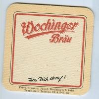 Wochinger podstawka Awers