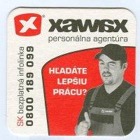 Xawax podstawka Awers