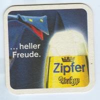 Zipfer podstawka Awers